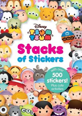 Disney Tsum Tsum Stacks of Stickers by Parragon