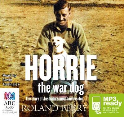 Horrie The War Dog book