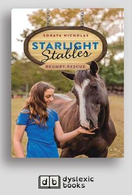 Starlight Stables: Brumby Rescue (Bk5) by Soraya Nicholas