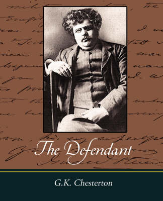 Defendant by G. K. Chesterton