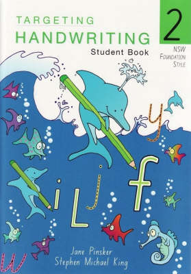 Targeting Handwriting: NSW Student Book 2 book