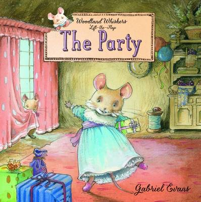 Woodland Whiskers - the Party by Gabriel Evans