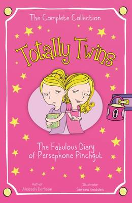 The Fabulous Diary of Persephone Pinchgut by Aleesah Darlison