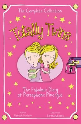 The Fabulous Diary of Persephone Pinchgut by Aleesah Darlison