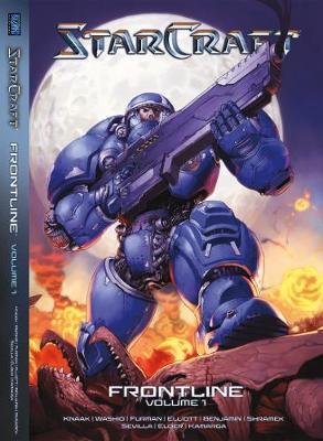 Starcraft: Frontline Vol. 1 book