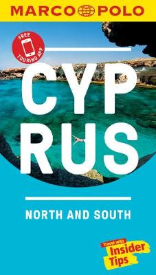 Cyprus Marco Polo Pocket Travel Guide - with pull out map by Marco Polo