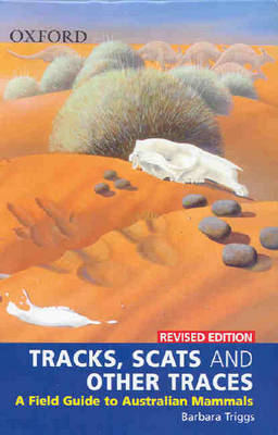 Tracks, Scats and Other Traces by Barbara Triggs