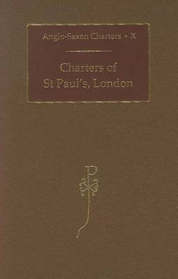 Charters of St Paul's, London book