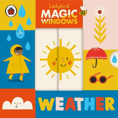 Magic Windows: Weather by Ladybird