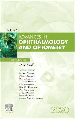 Advances in Ophthalmology and Optometry , 2020: Volume 5-1 by Myron Yanoff
