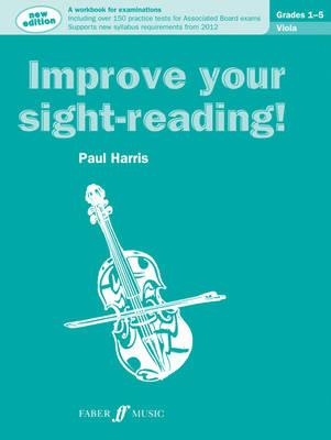 Viola Grades 1 -5 by Paul Harris