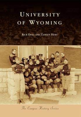 University of Wyoming by Rick Ewig
