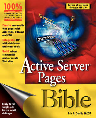 Active Server Pages Bible by Eric Smith