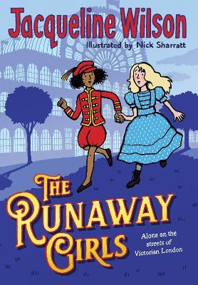 The Runaway Girls book