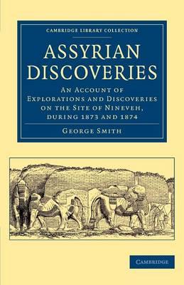 Assyrian Discoveries book