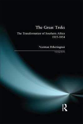 The Great Treks by Norman Etherington