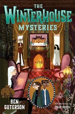The Winterhouse Mysteries book