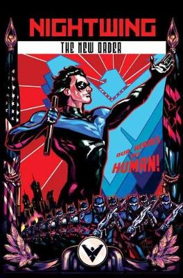 Nightwing The New Order by Kyle Higgins