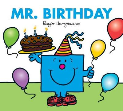 Mr. Birthday by Roger Hargreaves