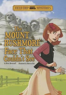 Mount Rushmore Face That Couldn't See by ,Steve Brezenoff