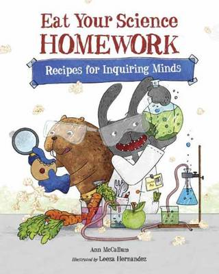 Eat Your Science Homework book