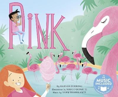 Pink by Amanda F Doering