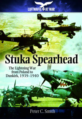 Stuka Spearhead book