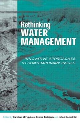 Rethinking Water Management book