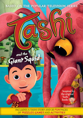 Tashi and the Giant Squid book