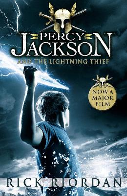 Percy Jackson and the Lightning Thief (Film Tie-in) book