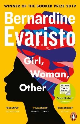 Girl, Woman, Other: WINNER OF THE BOOKER PRIZE 2019 by Bernardine Evaristo