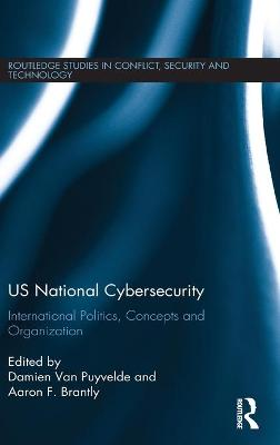 US National Cybersecurity book
