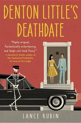 Denton Little's Deathdate book