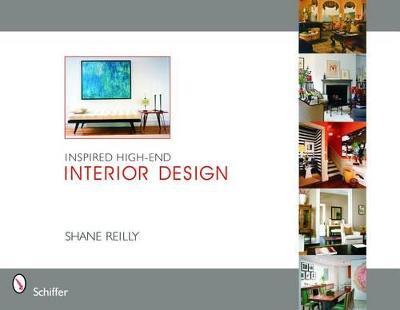 Inspired High-End Interior Design book