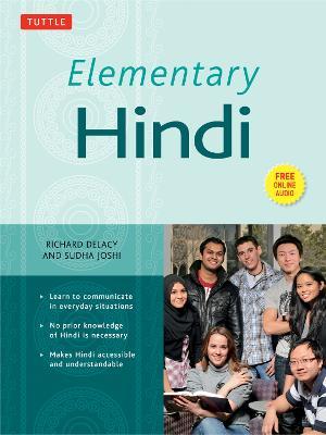 Elementary Hindi by Richard Delacy