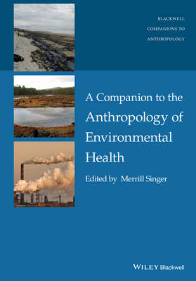 A Companion to the Anthropology of Environmental Health by Merrill Singer