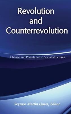 Revolution and Counterrevolution book
