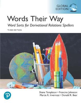 Words Their Way Word Sorts for Derivational Relations Spellers, Global Edition by Shane Templeton