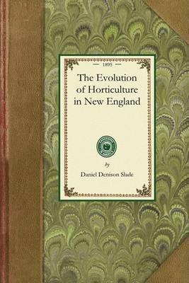 Evolution of Horticulture book