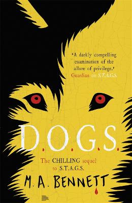 STAGS 2: DOGS book