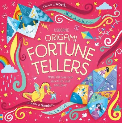 Origami Fortune Tellers by Lucy Bowman