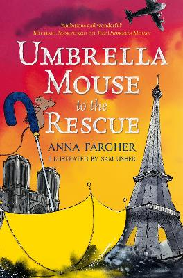Umbrella Mouse to the Rescue by Anna Fargher