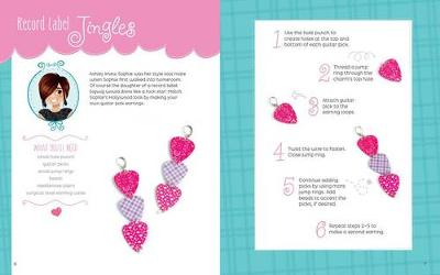 Sleepover Girls Crafts: Fab Fashions You Can Make and Share by ,Mari Bolte