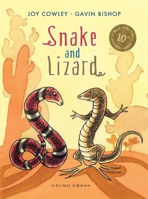 Snake & Lizard by Joy Cowley