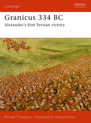 Granicus 334BC by Michael Thompson
