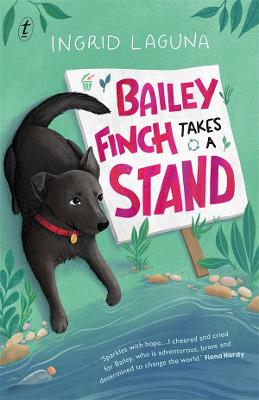 Bailey Finch Takes a Stand book