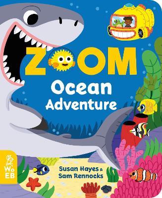 Zoom: Ocean Adventure by Susan Hayes