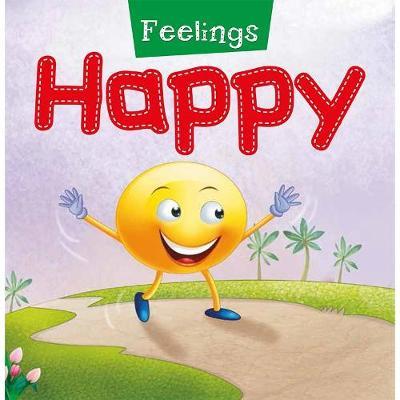 Feelings: Happy book