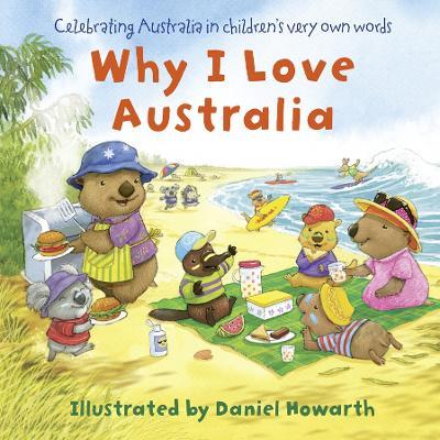 Why I Love Australia book