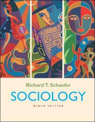 Sociology: AND PowerWeb by Richard T. Schaefer